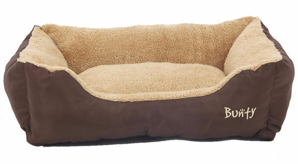 "The Deluxe ""Bunty"" Dog Bed - 4Paws"