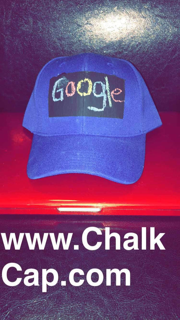 The Chalk Cap x Google