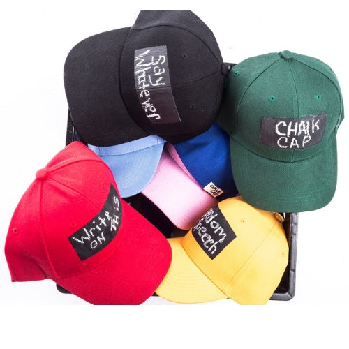 Kids Chalk Cap