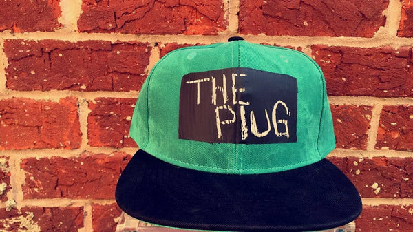 Suede Mint Snapback