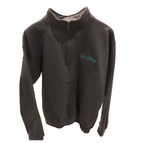 Tahiti Village ¼ Zip Sweatshirt Men's