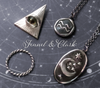 Witchy jewelry assortment by Fennel & Clark
