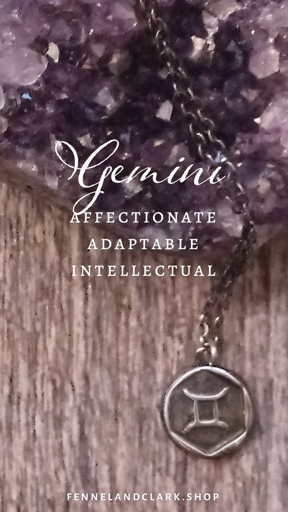 Gemini: affectionate, adaptable, and intellectual