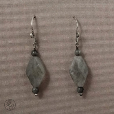 Limited Edition: Hazel Jasper Earrings
