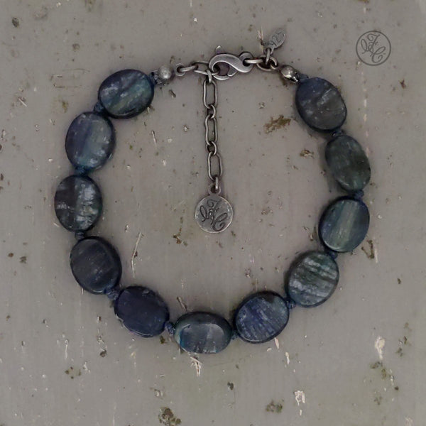 Limited Edition: Sophie Kyanite Bracelet
