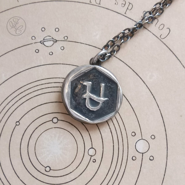 Ophiuchus Wax Seal Pendant