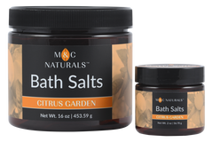 Bath Salts (Citrus Garden)