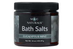 Bath Salts (Eucalyptus Mint)