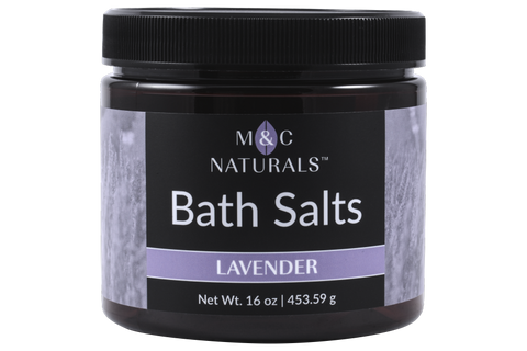 Bath Salts (Lavender)
