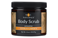 Body Scrub - Exfoliating (Citrus Garden)