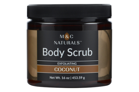 Body Scrub - Exfoliating (Coconut)