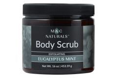 Body Scrub - Exfoliating (Eucalyptus Mint)