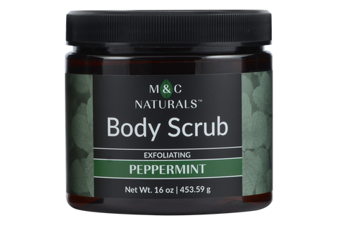 Body Scrub - Exfoliating (Peppermint)