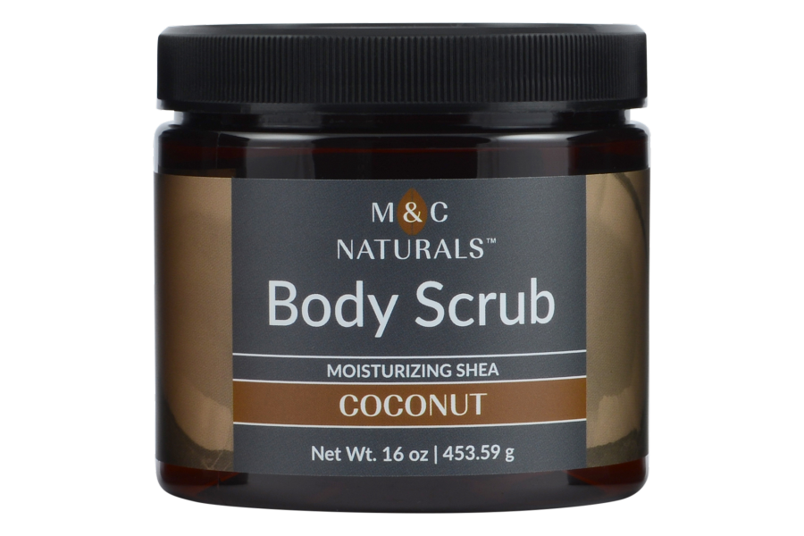 Body Scrub - Moisturizing Shea (Coconut)