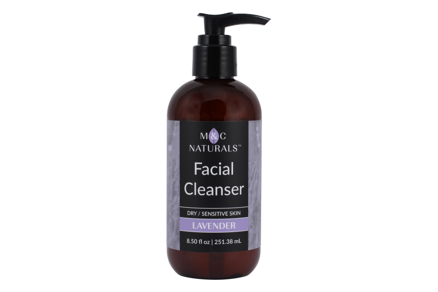 Facial Cleanser (Lavender - Dry / Sensitive Skin)