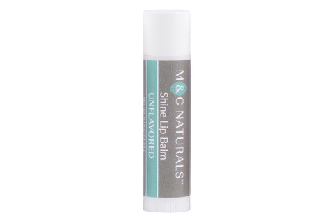 Lip Balm - Shine (Unflavored)