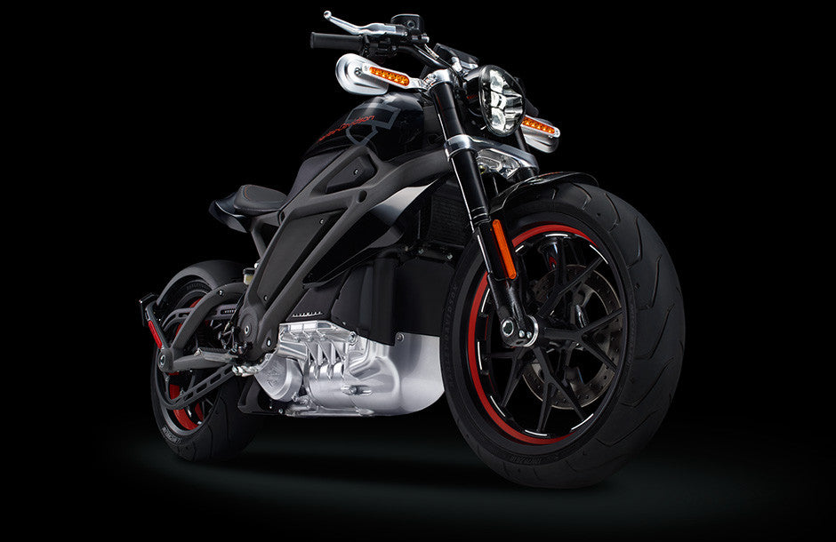 When will we see Harley's Electric Motorcycle?