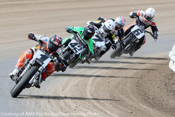 Bryan Smith wins 1st  Championship & Brad Baker clinches the win at Santa Rosa Mile