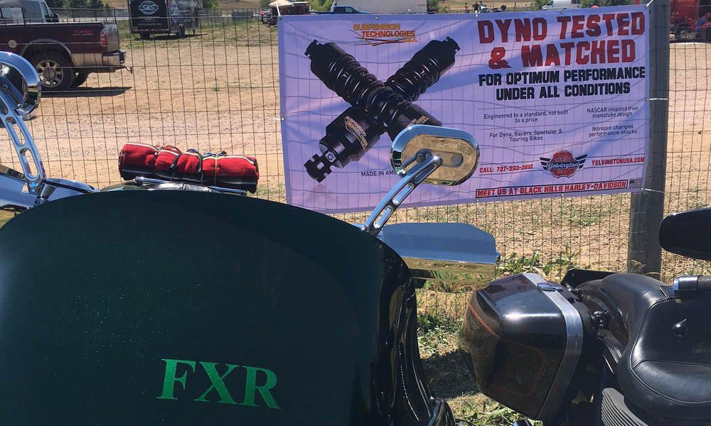 The 2016 FXR Show in Sturgis, SD