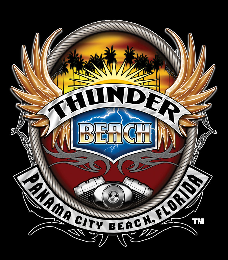 Meet Us at Thunder Beach Motorcycle Rally in Panama City Beach