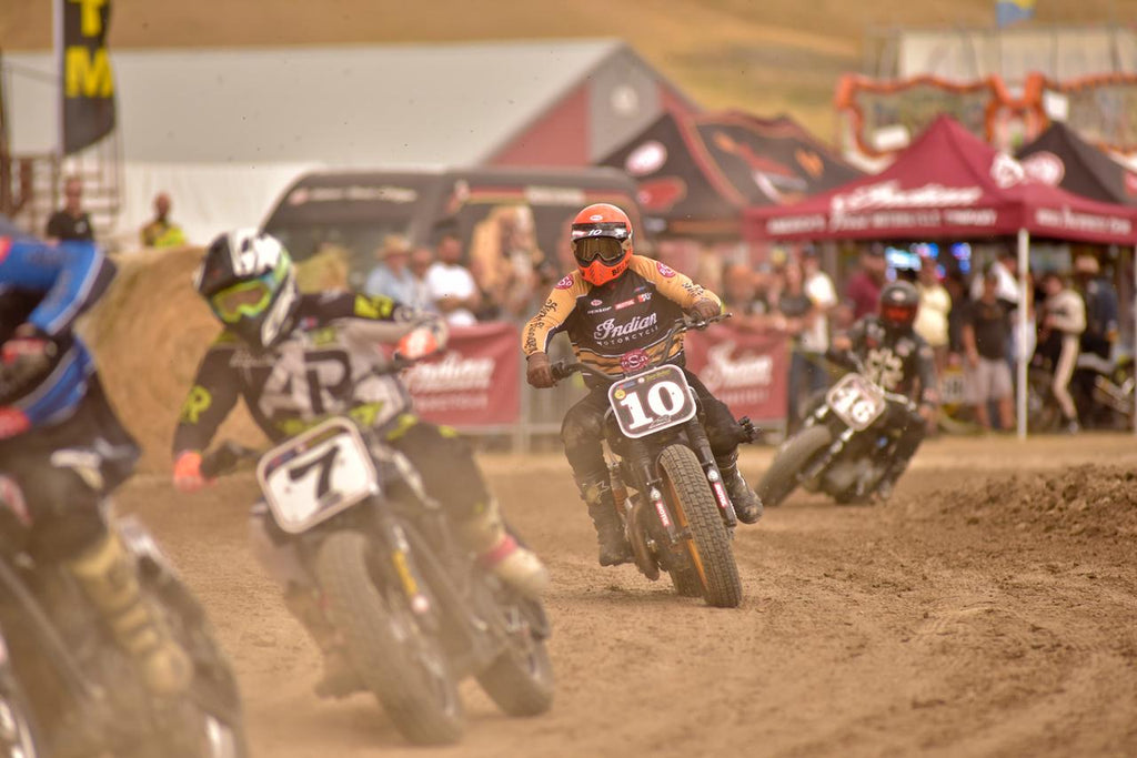 Moto Stampede at the Buffalo CHip sponsored by YelvingtonUSA