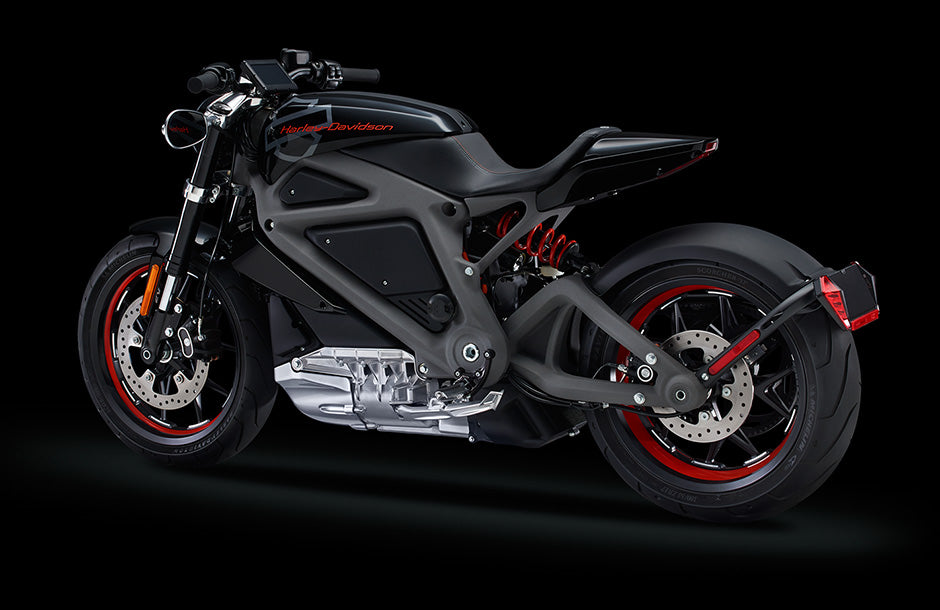 When will we see Harley's Electric Motorcycle
