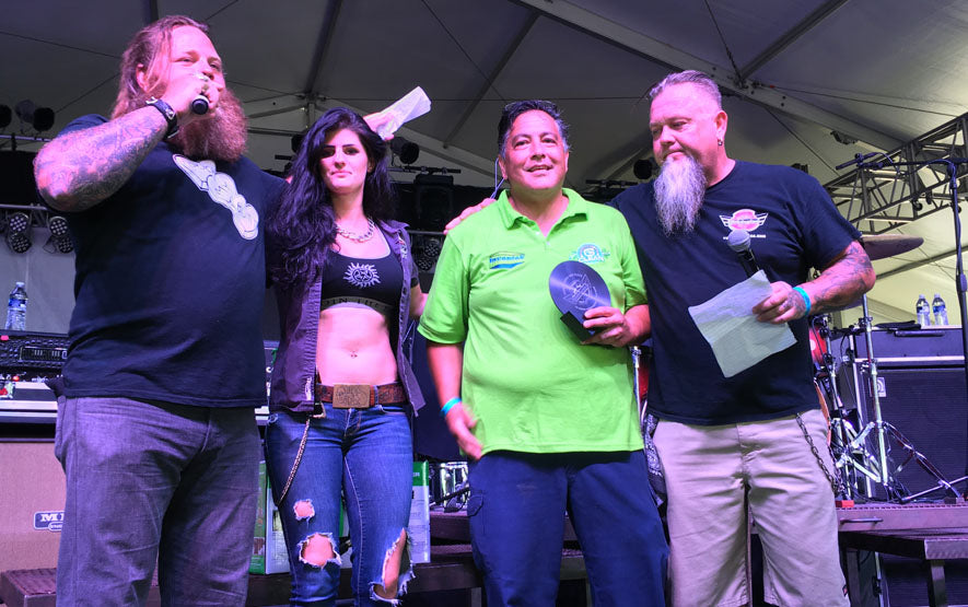 2nd Place Retro Winner @ Kustom Kulture Artisan Show