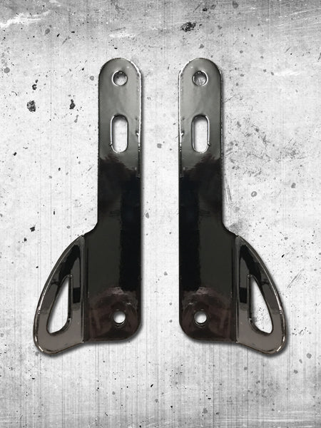 Front Tie-Down Brackets - Yelvington USA - Harley-Davidson Reverse, Suspension and Trike Conversions