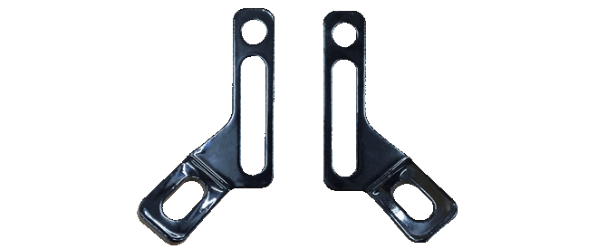 Rear Tie-Down Brackets