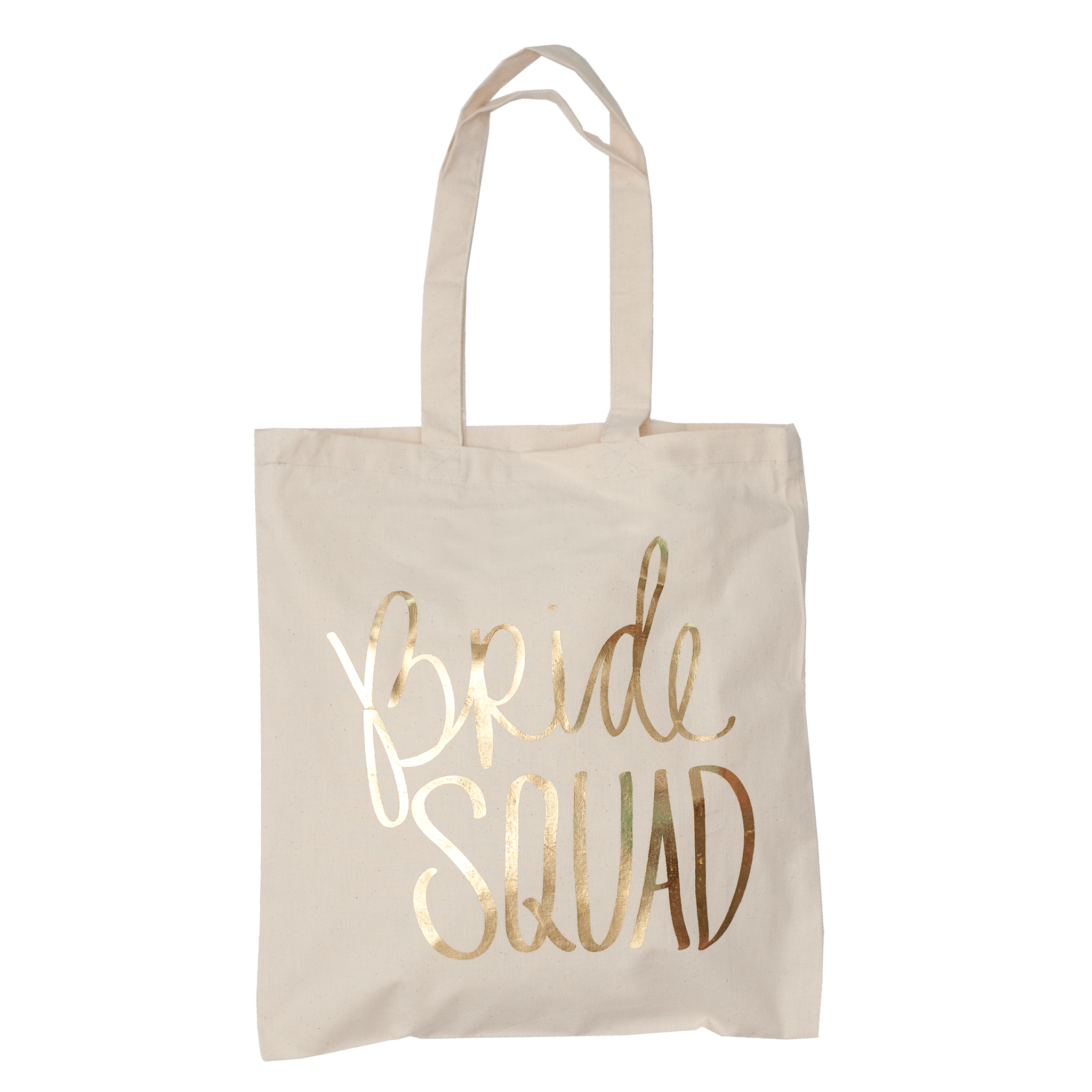 Bride Squad Gold Foil