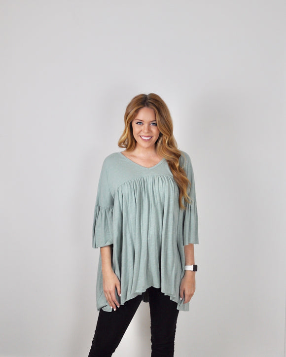 Sea Breeze Top