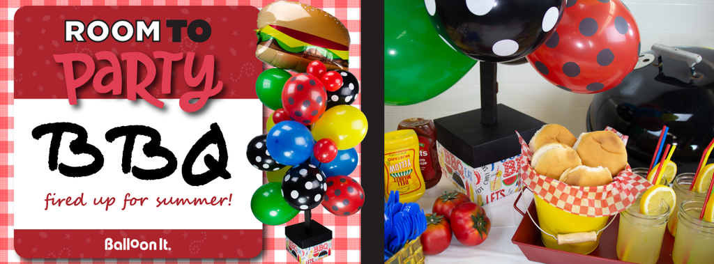 Balloon It Yourself! at your next BBQ