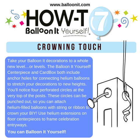 How-To BIY! | CROWNING TOUCH