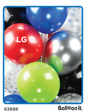 Load image into Gallery viewer, Monster Truck Rally Balloon It Bunch. All-in-one complete DIY Kit (1) - Balloon It