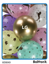 Load image into Gallery viewer, Unicorn Sparkle Balloon It Bunch. All-in-one complete DIY Kit (1) - Balloon It