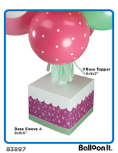 Load image into Gallery viewer, Hoppy Bunny Balloon It Bunch. All-in-one complete DIY Kit (1) - Balloon It
