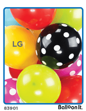 Load image into Gallery viewer, Emoji Fun Balloon It Bunch. All-in-one complete DIY Kit (1) - Balloon It