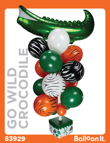 Go Wild Balloon It Bunch. All-in-one complete DIY Kit (1) - Balloon It