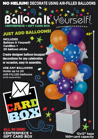 Balloon It Yourself! CardBox