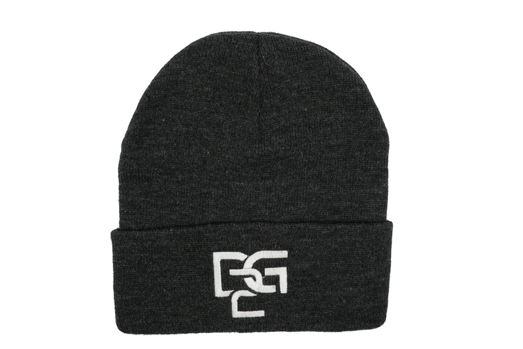 Men's Traditional Beanie - Dark Grey