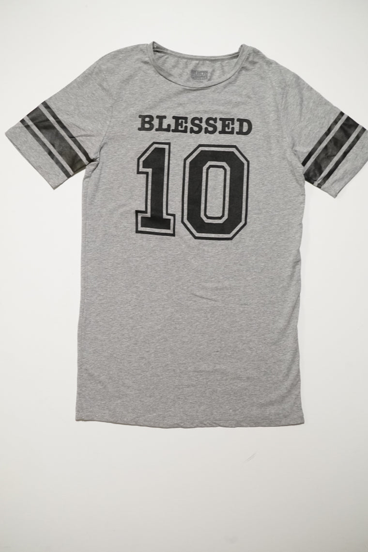 Blessed Shirts NOTE(this shirt product is ideal to wear like a dress)