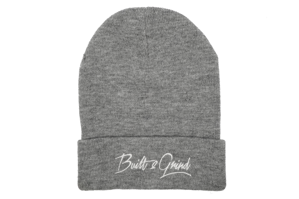 Women's Traditional Beanie - Grey