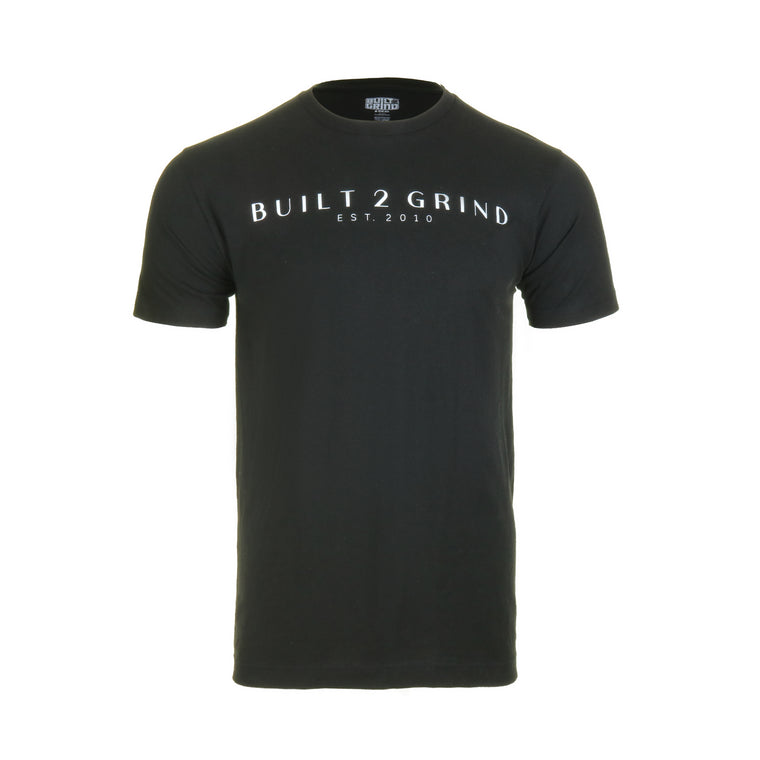 Established 2010 Black Shirt