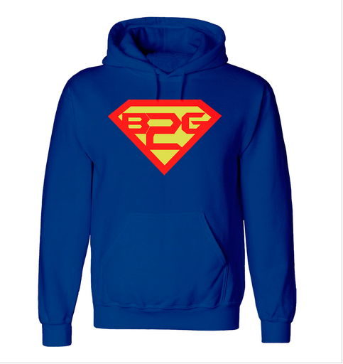 SUPER B2G HOODIE FOR KIDS