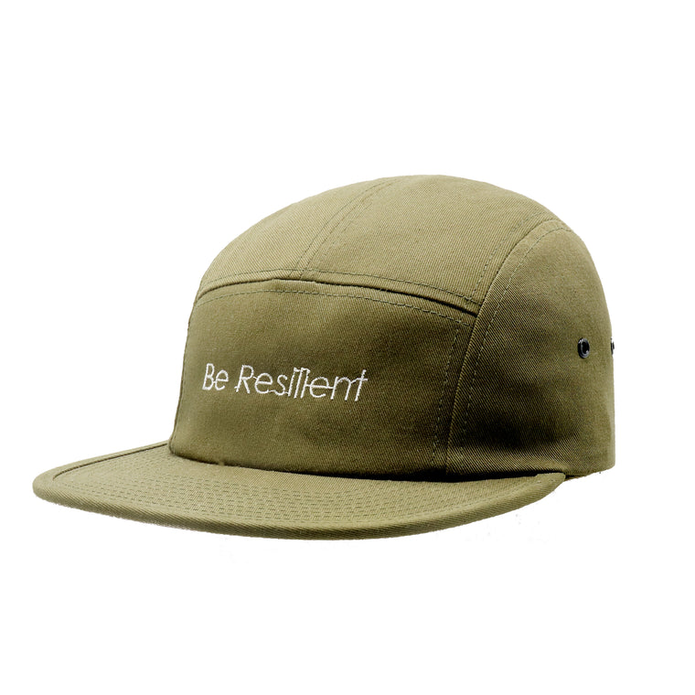 Be Resilient 5 Panel Hat