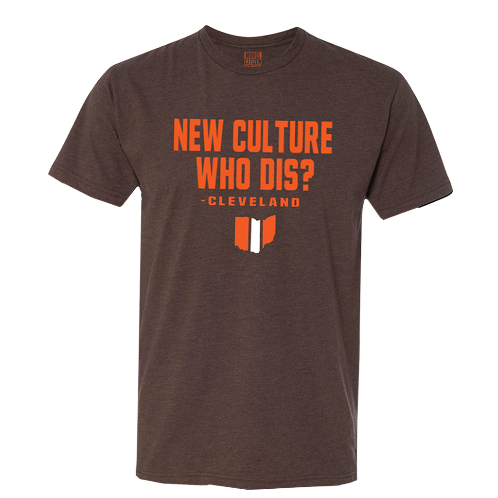 New Culture - Cleveland Tee