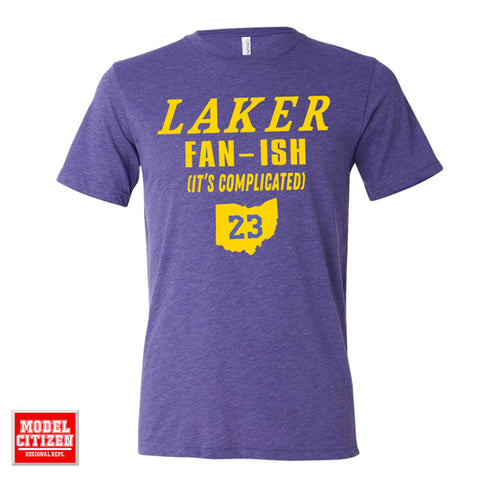 Laker Fan ish