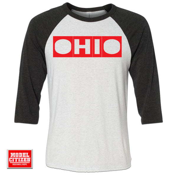 Ohio Bar Raglan