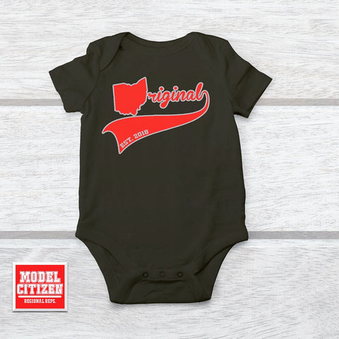 Ohio Original Onesie