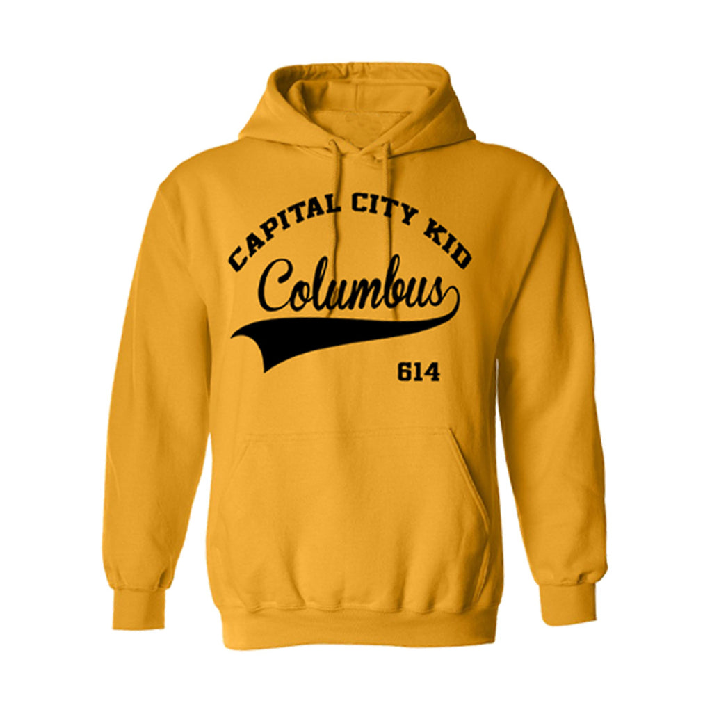 Capital City Hoodie - Autumn Yellow